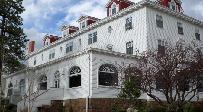 The Stanley Hotel in Estes Park