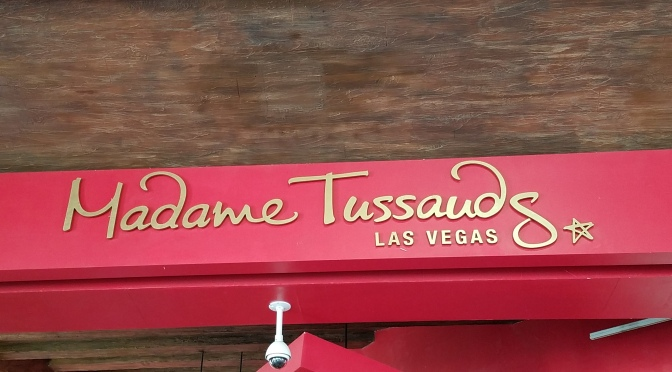 A Stop At Madame Tussauds