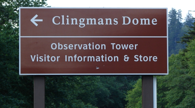 Clingmans Dome: An Exceptional View