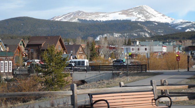 Explore Breckenridge, Mud Season And All