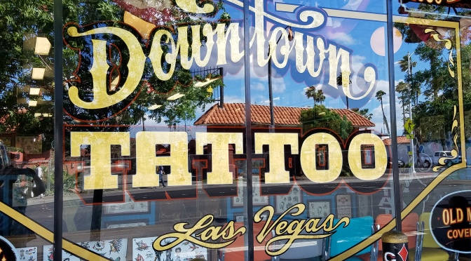 Downtown Tattoo And Eric Ayala For An Exceptional Experience