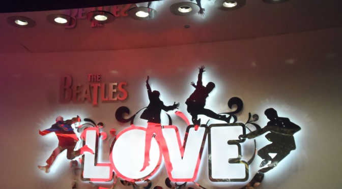 Love The Beatles Love