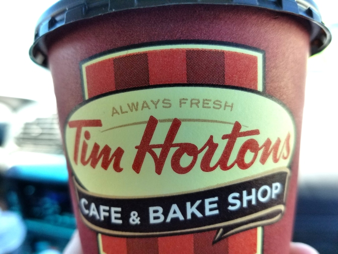 Revisiting Tim Hortons