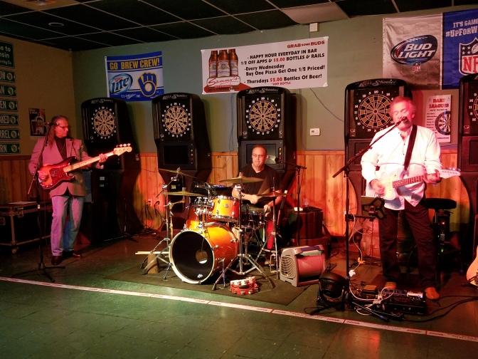The Blisters Rock Eau Claire