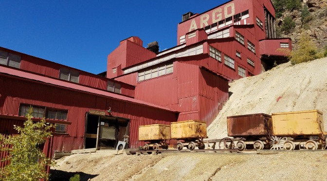 Argo Gold Mine & Mill