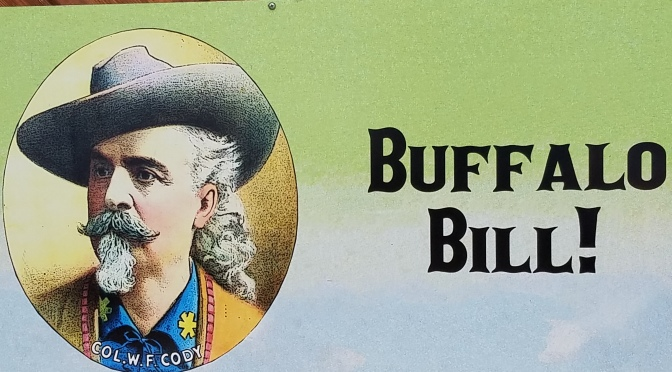 Visiting Buffalo Bill's Grave