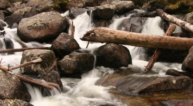 Waterfalls A Plenty In Rocky Mountain National Park