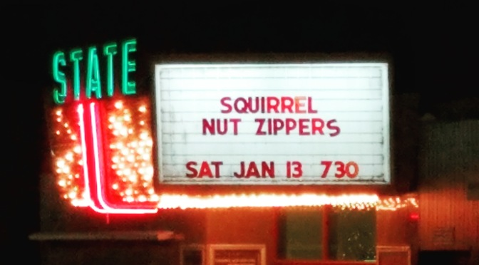 An Evening Of Fun With The Squirrel Nut Zippers