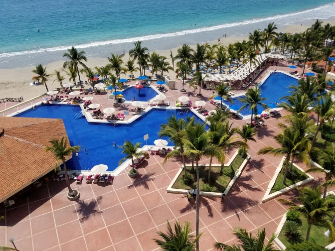 5 Stars For Barceló Resort In Ixtapa