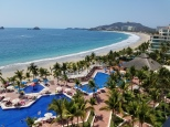 View of Ixtapa