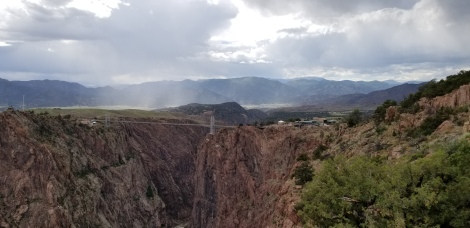 A View of Royal Gorge