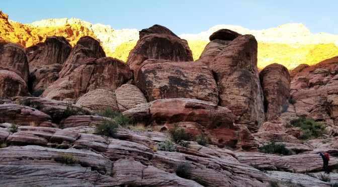 Calico Basin – Kraft Mountain Loop Trail